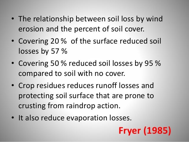 • Use early maturing crops. • Plants mature before available soil moisture is exhausted. • Crop diversification remains an...