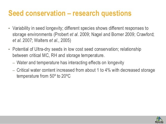 conservation of genetic diversity We will consider two different approaches to conservation genetics: 1) population  genetic issues relating to the maintenance of genetic variability, and 2).