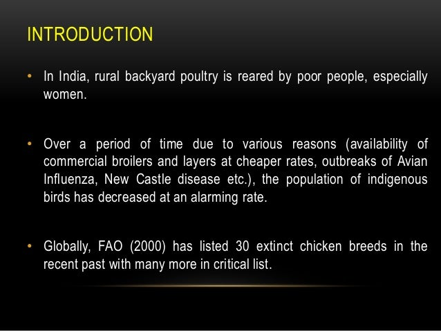 Conservation of breeds ppt
