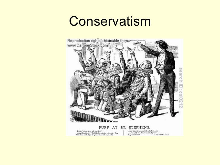 The ten principles of conservatism essay