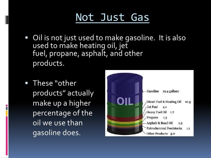 oil conservation efforts
