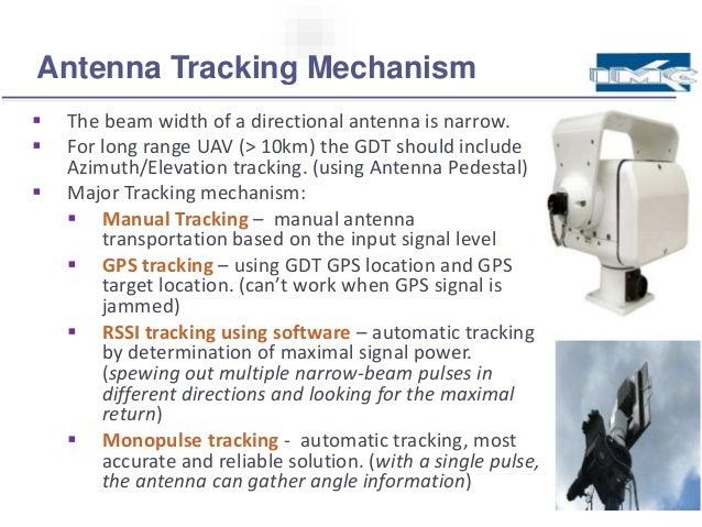 Considerations for choosing a data link for UAV