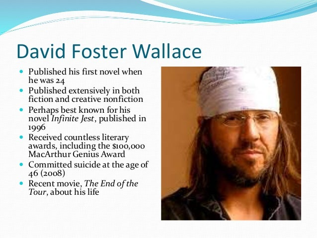 Consider The Lobster, By David Foster Wallace