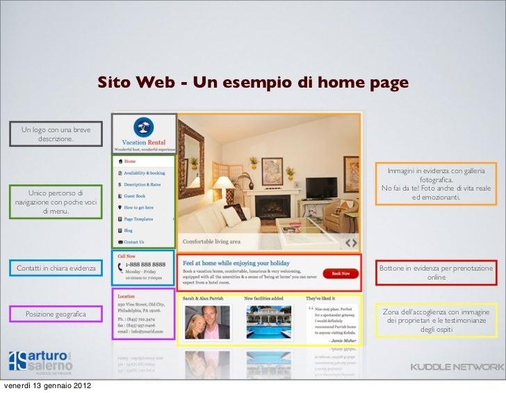 Consigli pratici di web marketing turistico per b b e for Sito web di progettazione edilizia