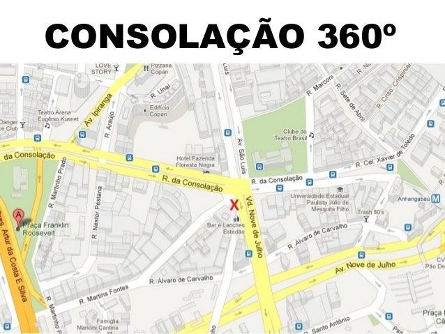 CONSOLAÇÃO 360º