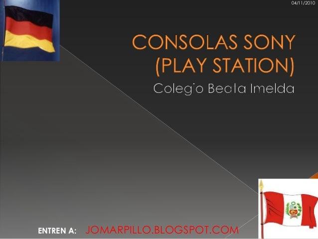 ENTREN A: JOMARPILLO.BLOGSPOT.COM 04/11/2010