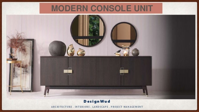 Make the most of your living room with one of our console ...
