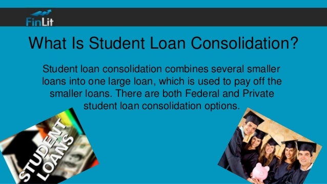 Refinance Student Loans >> Consolidating Student Loans