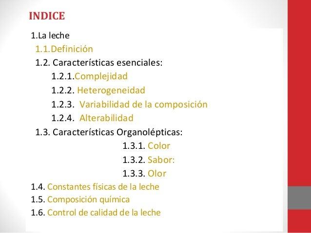 CONTROL DE CALIDAD DE LA LECHE Slide 2