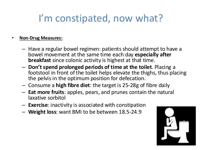 constipation diarrhea weight loss