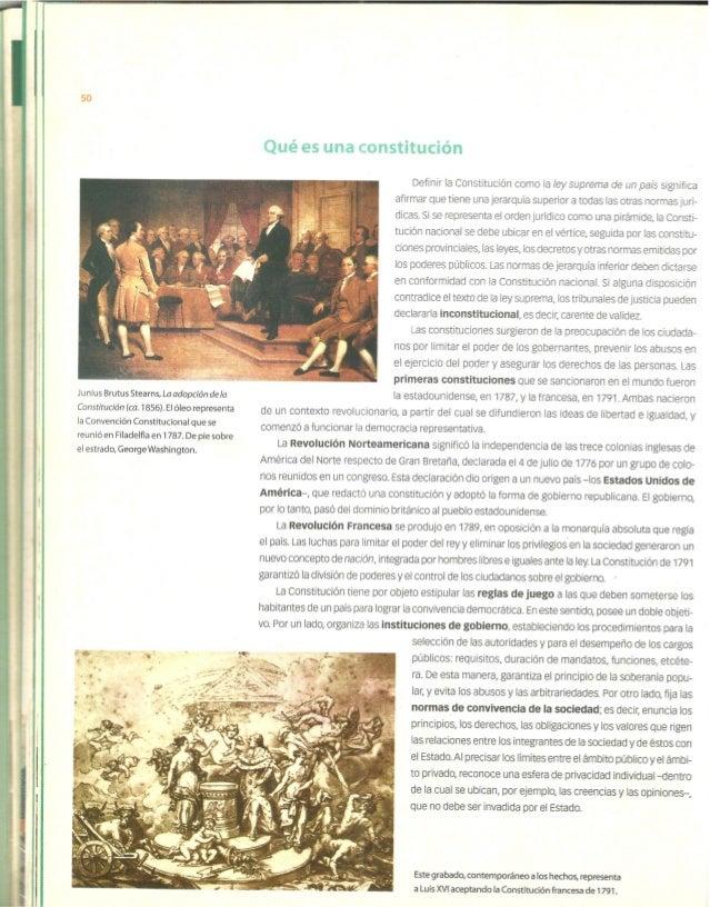 Junius Brutus Stearns,  La adopción de la Constitución (ca.  1856),  El óleo representa Ia Convención Constitucional que s...