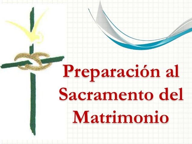 Resultado de imagen de preparación al sacramento del matrimonio