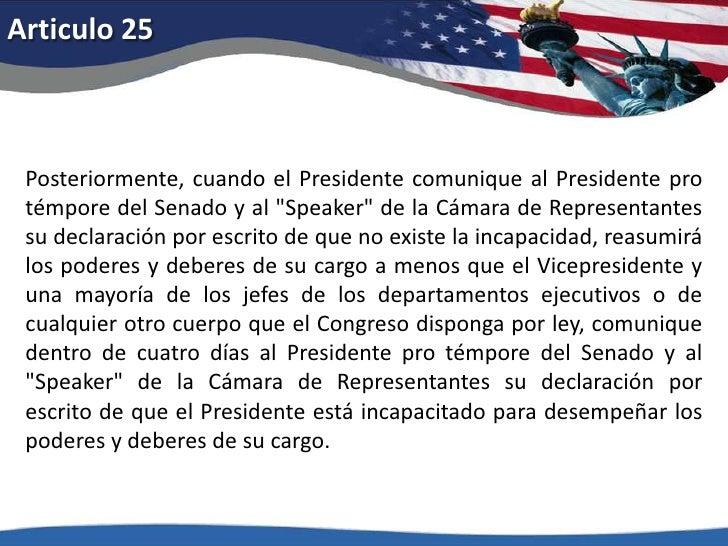Articulo 21<br />1. La Enmienda XVIII a la Constitución de los Estados Unidos queda por la presente derogada. <br />2. La ...
