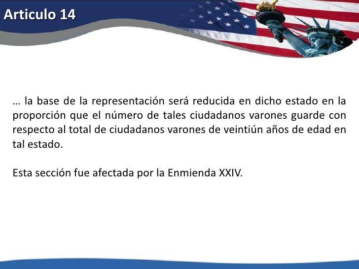 Articulo 9<br />La inclusión de ciertos derechos en la Constitución no se interpretará en el sentido de denegar o restring...