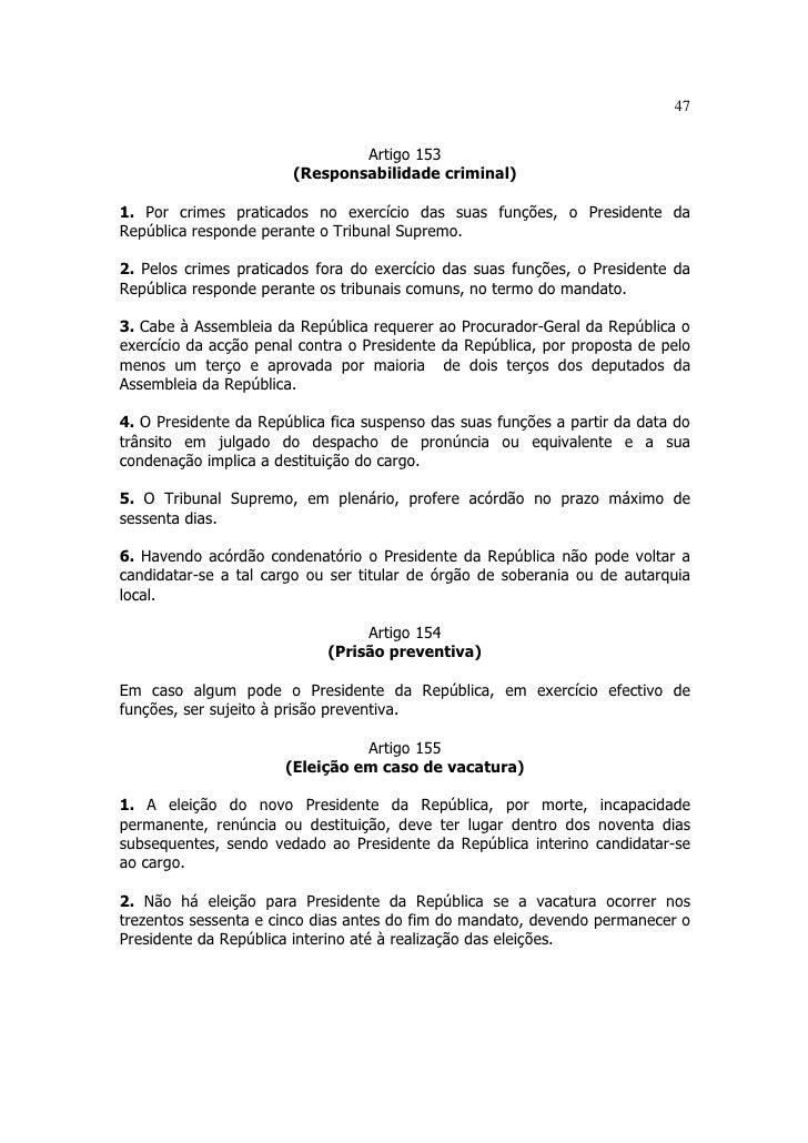 constituicao da republica de mocambique153 Artigo Primeiro Da Constituicao #5