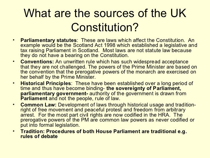essay question on the constitution Suggested answers to the potential exam questions question: the uk not only has a constitution constitutional conventions given at the start of this essay.