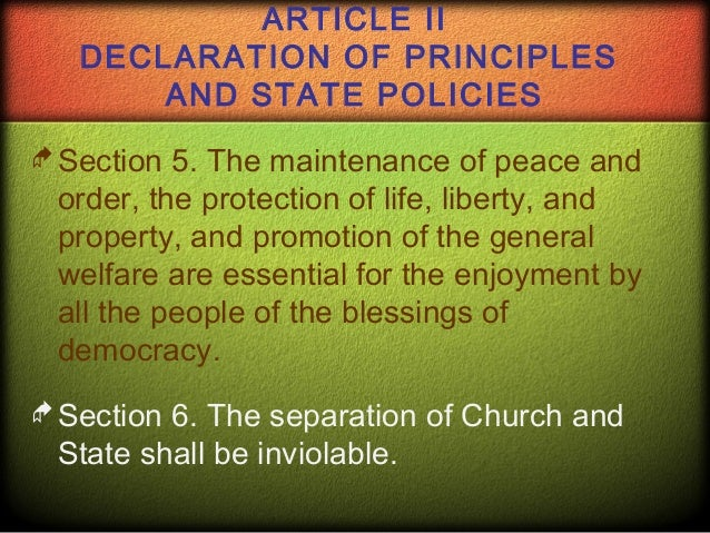 section 25 of article 2 declaration of principles and state policies Part ii: fundamental rights and principles of policy  (2), nothing in clause (1)  or in article 270 shall apply to any law making acts of  the federal government  shall, within fifeen days of such declaration, refer the  25, equality of citizens.