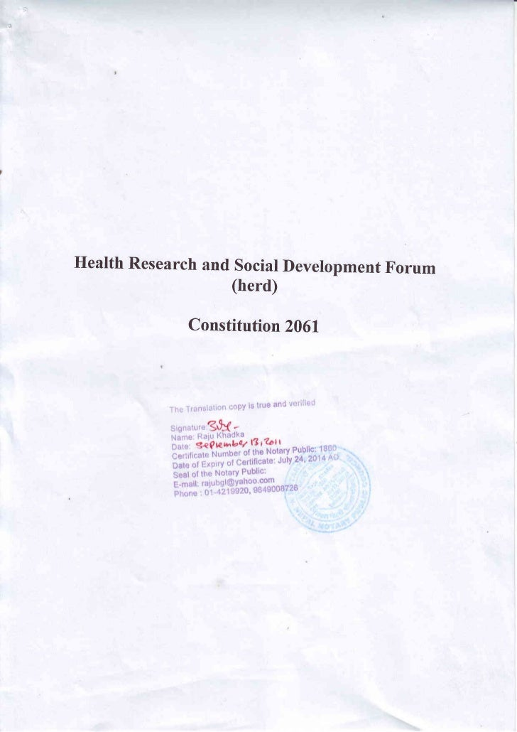 HealthResearch             and socialDevelopment                                 Forum                (herd)           Con...