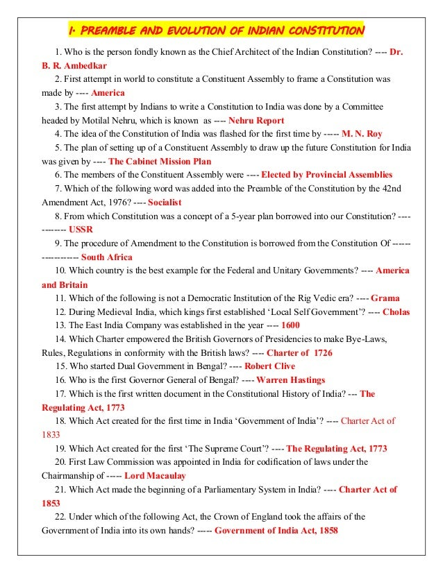 List Of Articles Of Indian Constitution Pdf