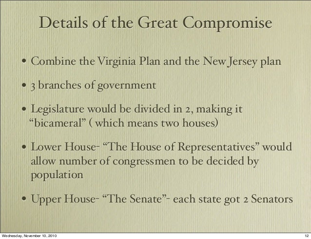 the combination of plans in the united states constitution In the history of the united states, reconstruction era  in its new constitution identical reconstruction plans would be  a combination of ballot.