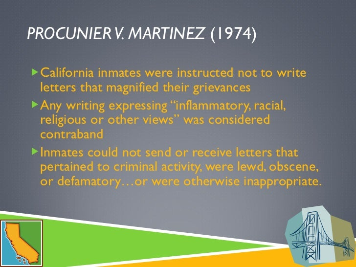 How To Write A Letter To An Inmate In California