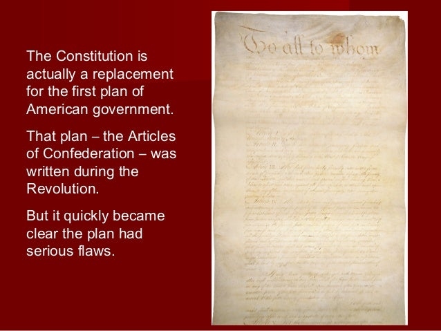 an introduction to the us constitution The preamble of the us constitution: the preamble to the constitution is the  short, one-sentence introduction to the constitution it explains that the document .
