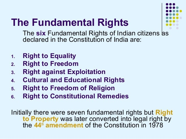 fundamental rights in india and directive Directive principles and fundamental duties are some of the very important features of the indian constitution which have heavy weight-age both in competitive exams and college-level exams.