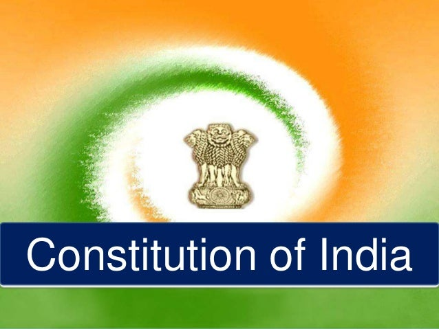 constitution of india Constitutional laws: thousands of legal resourses on constitution, constitutional laws with a view to its implications in indian courts and judicial process in india.