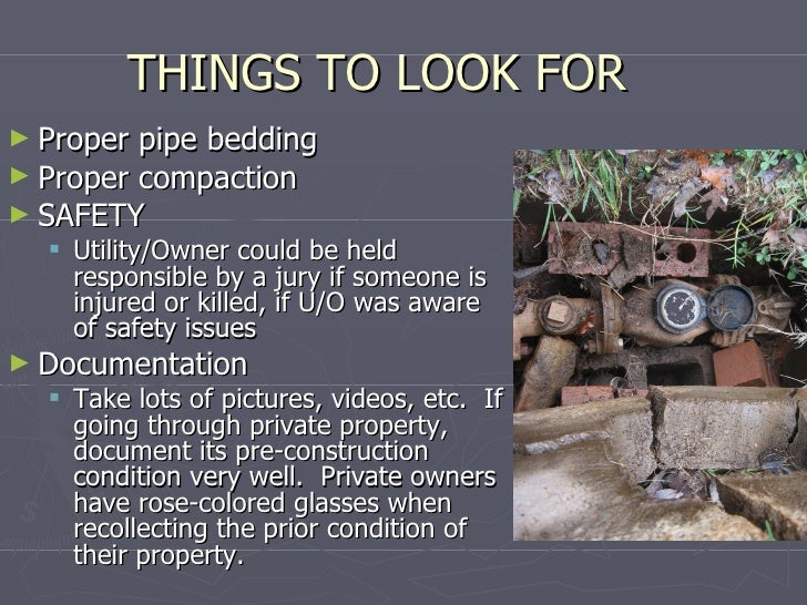 Mandrel Testing For Sewer Pipe Mandrel Testing Thuro Inc