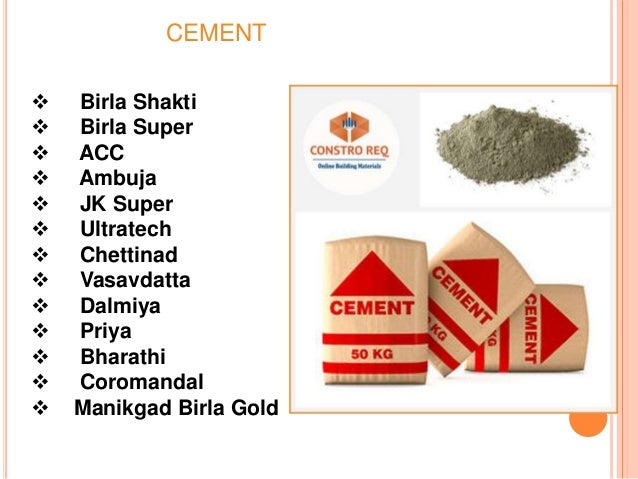 Birla Shakti Cement : Building and construction material in pune