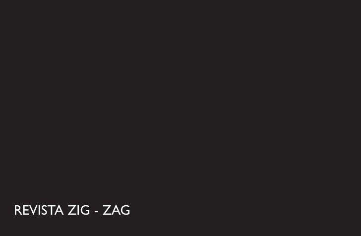 REVISTA ZIG - ZAG