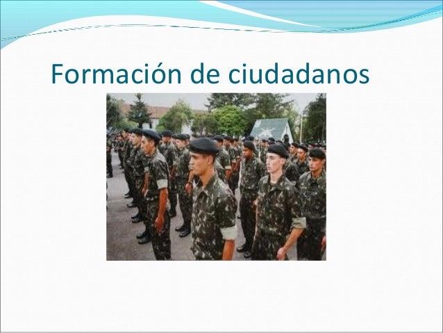 Formación de ciudadanos