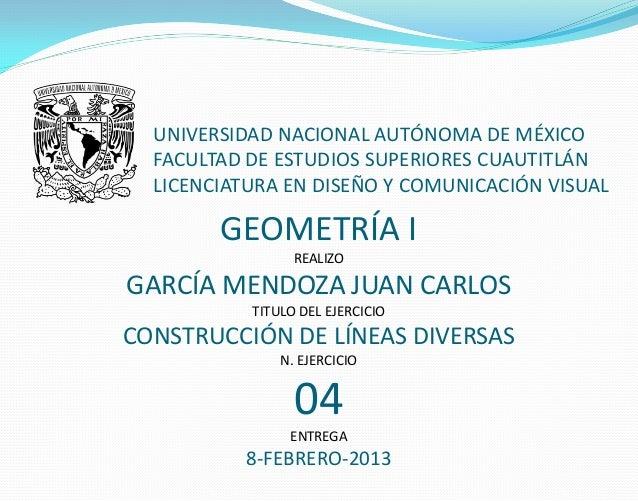 UNIVERSIDAD NACIONAL AUTÓNOMA DE MÉXICO  FACULTAD DE ESTUDIOS SUPERIORES CUAUTITLÁN  LICENCIATURA EN DISEÑO Y COMUNICACIÓN...