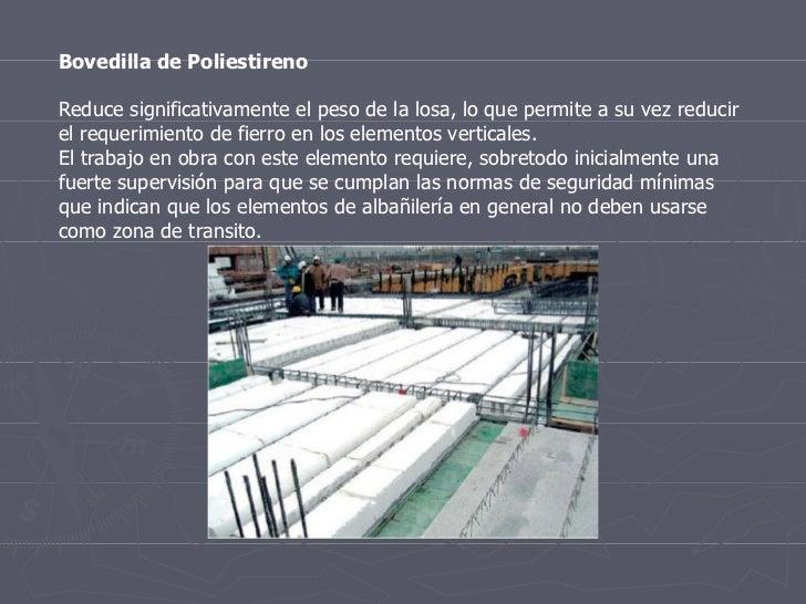 Construccion de estructuras de concreto reforzado - Bovedillas de poliestireno ...