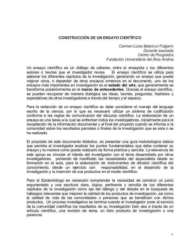 Thesis proposal worksheet