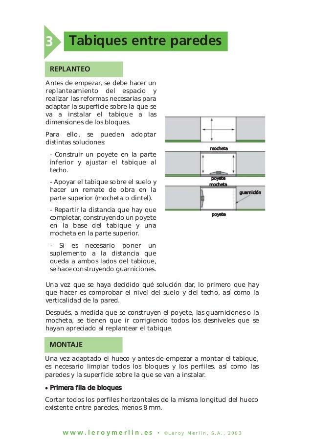 Bloques de vidrio medidas free perfiles para bloques de - Ladrillos de cristal medidas ...