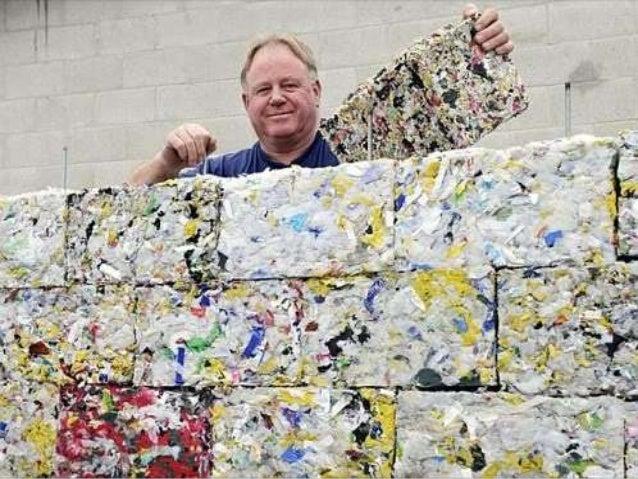 Construccion en materiales reciclables - Material de construccion ...