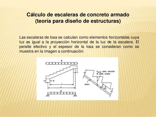 Escaleras y revestimiento for Como hacer una escalera de concreto con descanso