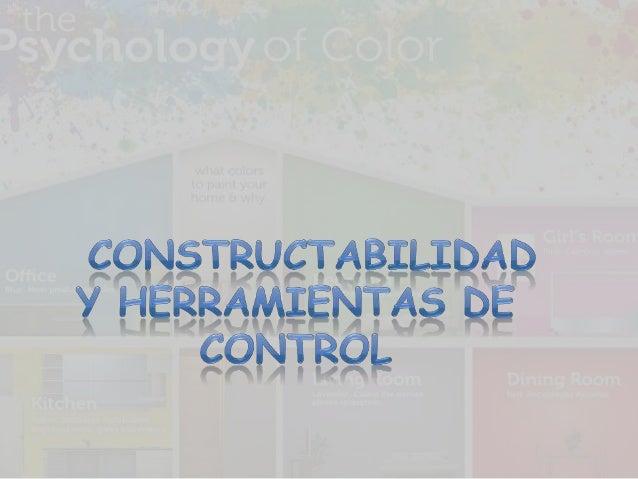 Es una práctica muy eficiente para lograr mejoramientos en la gestión de proyectos de construcción, práctica que captura l...