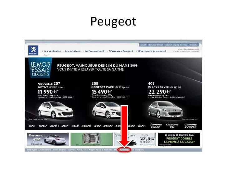 Peugeot<br />