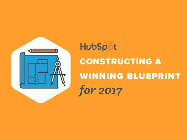 CONSTRUCTING A WINNING BLUEPRINT for 2017