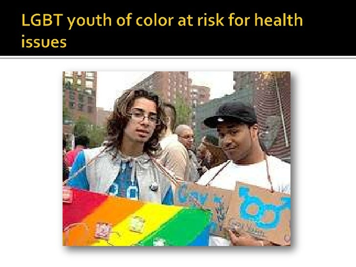 Constructing (new) LGBT Youth of Color Health Narratives Slide 2