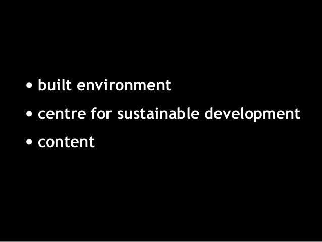 Social Media in Built Environment Research  Slide 2