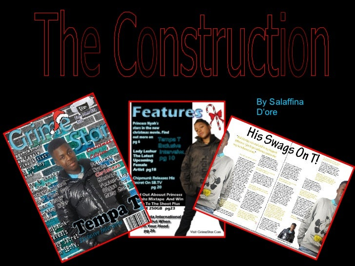 The Construction By Salaffina D'ore