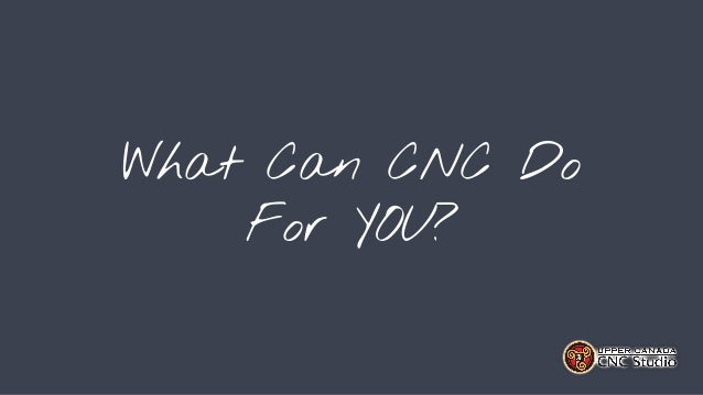CNC Studio for Architects & Contractors Slide 2