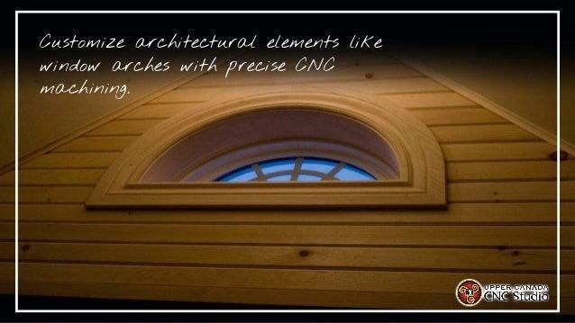CNC Studio for Architects & Contractors Slide 3