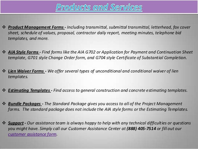 Construction Business Forms GA And Aia Forms  ContractorformNet