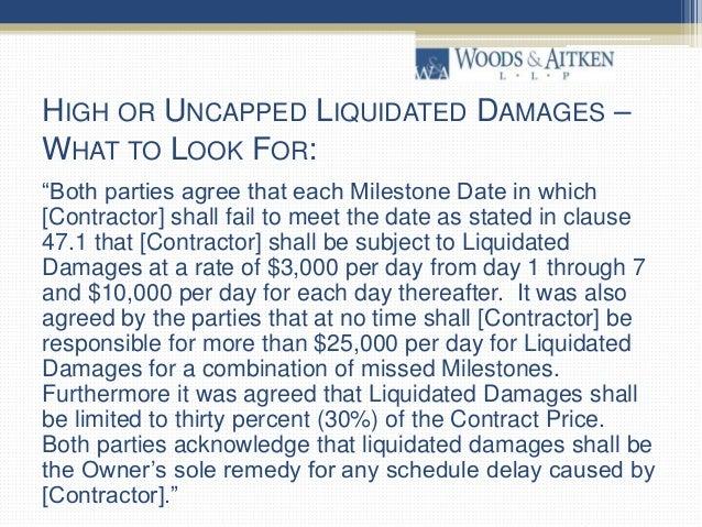 Construction Contract Issues in Nebraska