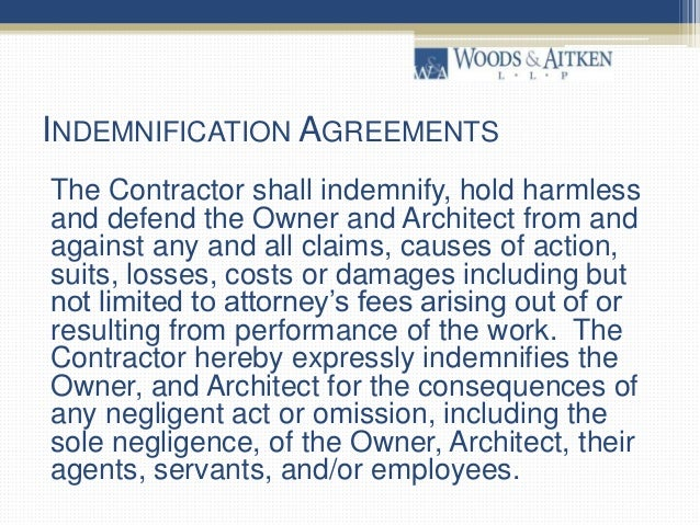Construction Contract Issues In Nebraska