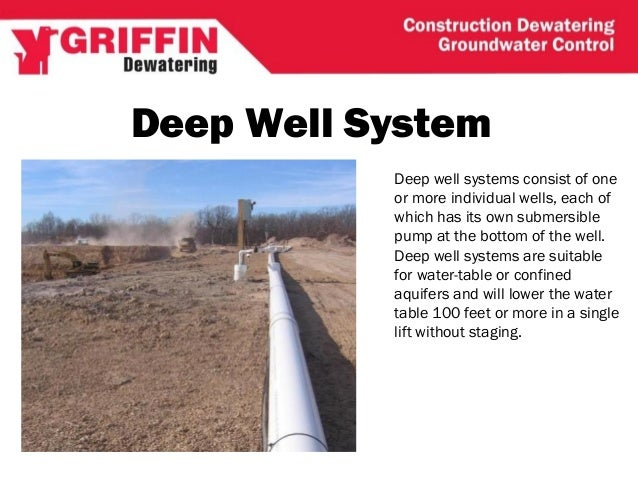 Construction Dewatering Powerpoint